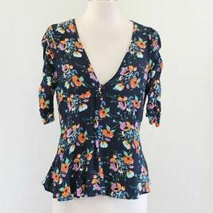 Zara Trafaluc Collection Blouse